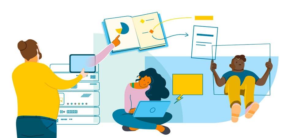 Hvad er ITSM, og hvordan relaterer det sig til ITIL