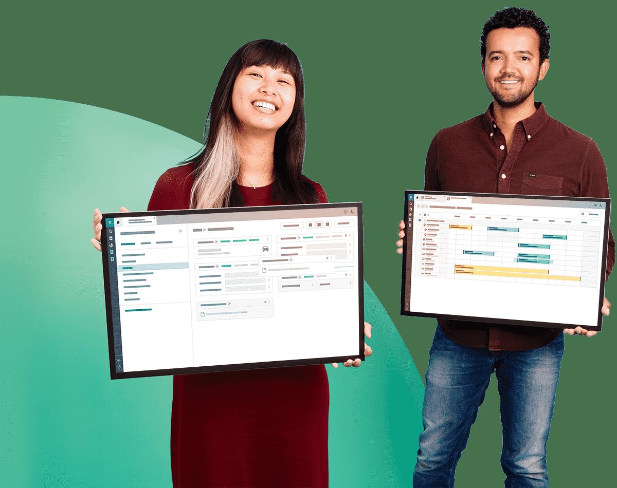 A TOPdesk szolgáltatásmenedzsment-szoftver és az alkalmazottak